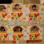 4月5月生まれ誕生日会